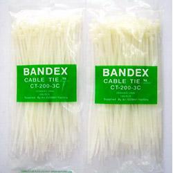 BANDEX CABLE TIE CT-280B-4C
