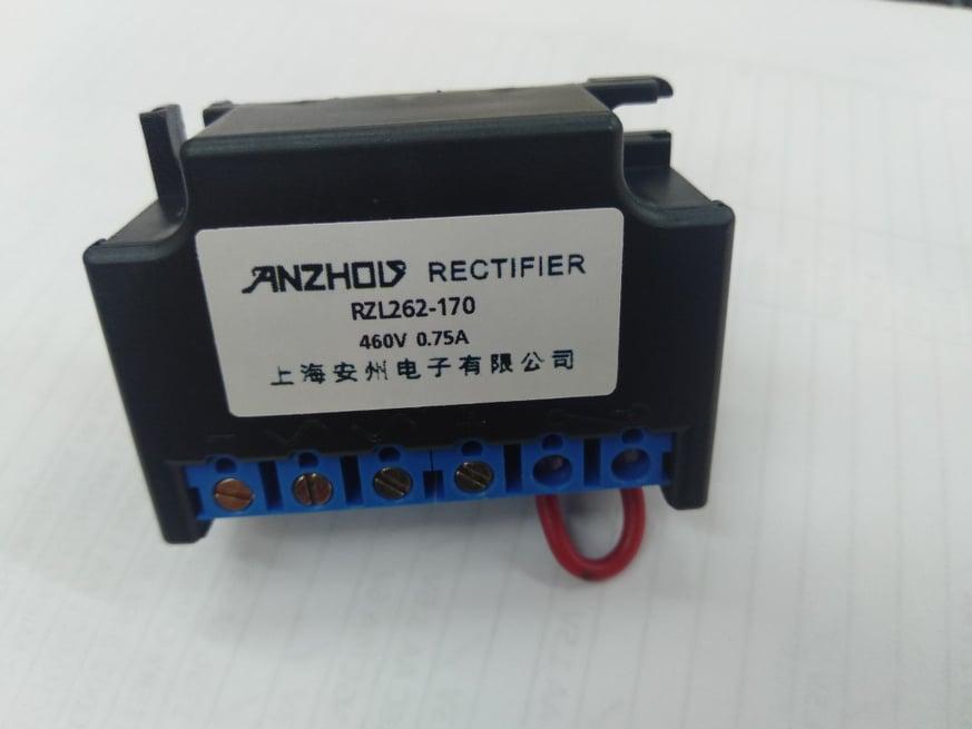 A02456 ANZHOLS RECTIFIER RZL262-170 460V 0.75V