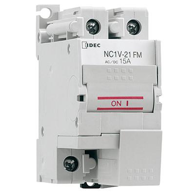 A02008 IDEC NC1V-2100-2AA 250VAC 30A