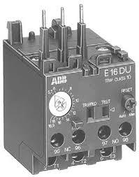 A02111 ABB E16DU-6 3 2.0-6.3A 690V