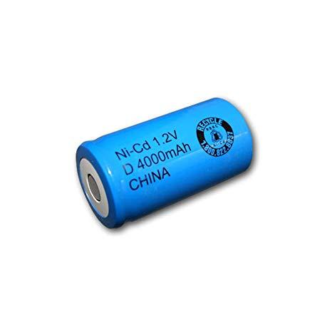 A02323 NI-CD D 4000MAH 1.2V