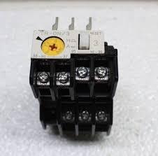 A00774 FUJI ELECTRIC TR-ONZ716 0.8-1.2A