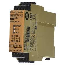 A0403 PILZ PNOZ X2.7P 24VAC DC 3NO 1NC 2,0W 6,0A