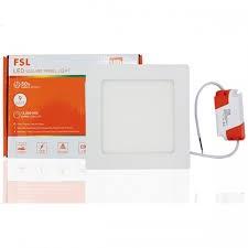 A04149 FSL LED SQUARE PANEL LIGHT 9W