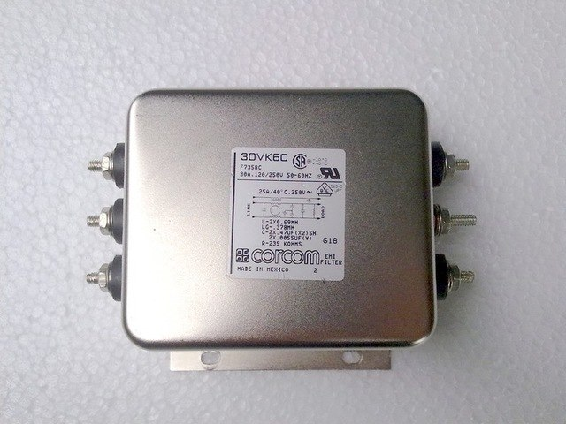 A04796 CORCOM 30VK6C 120250V 30A