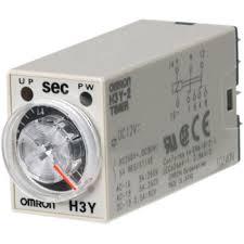 A001347 OMRON H3Y-2 3MIN 200-230VAC
