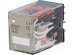 A001369 OMRON MY2N-GS 24VDC