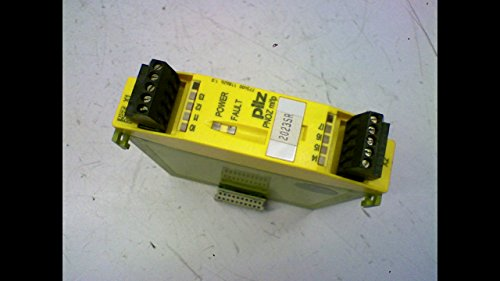 A03378 PILZ PNOZ MI1P 24VDC 8mA
