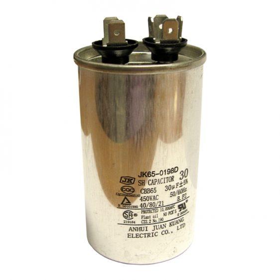 A03390 ANHUI JUAN KUANG ELECTRIC JK65-0198D CAPACITOR CBB65