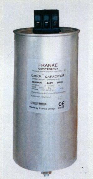 GMKP525-3-25.0 POWER CAPACITOR 50HZ,3P 25.0 KVAR AT 525V ������������ 3915 ���������