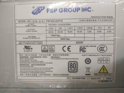 POWER SUPPLY FSP400-60PFB ������������ 7500 ���������