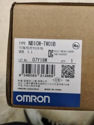 OMRON NB10W-TW01B ������������ 15680 ���������
