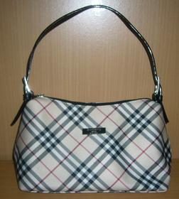 Pre-owned Burberry Blue Label Shoulder Bag รับประกันความแท้