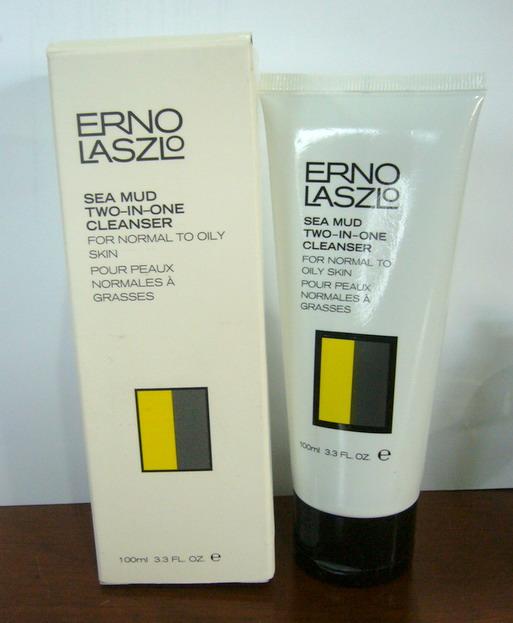 Erno Laszlo Sea Mud Two-In-One Cleanser ผลิตภัณฑ์ทำความสะอาดผิวหน้าอย่างล้ำลึก ขนาด 100ml.