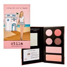 Stila Beach Palette Living the Life in Laguna No.5 อายแชว์โดว์พร้อมบลัชออนและบรอนเซอร์สีสวย