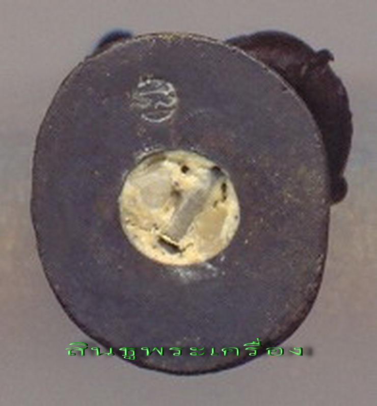 กุมารทอง หลวงปู่ชื่น วัดตาอี  จ. บุรีรัมย์  รุ่นรับทรัพย์ ใต้ฐานอุดผงพราย สร้างปี 2545 1