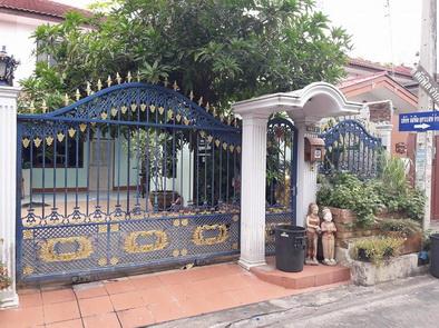 ขายบ้านแฝด 2ชั้น 35 ตารางวา หมู่บ้านพระปิ่น3 บางใหญ่ นนทบุรี ติดถนนใหญ่ เข้าออกสะดวก บ้านผมเองครับ
