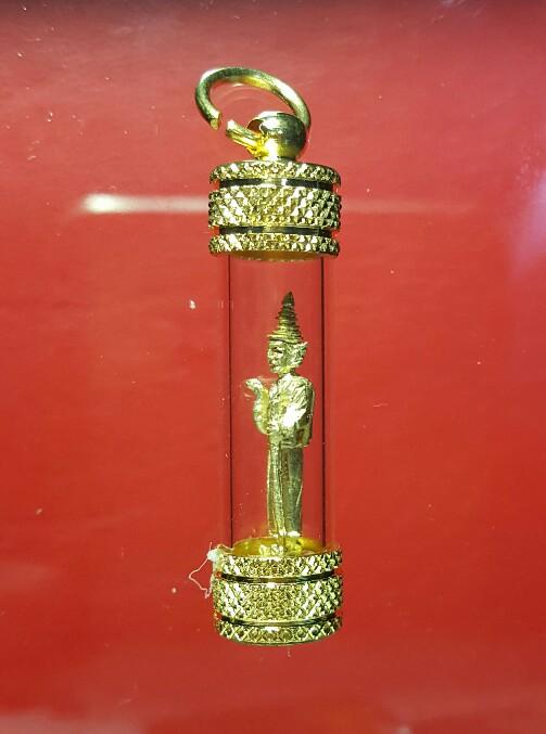 เทพทันใจ เทพเจ้าแห่งโชคลาภ ปลุกเสกโดย พระเกจิไทย พม่า 2