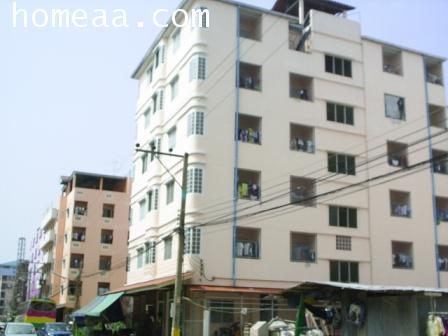 อพาร์ทเม้นท์ 6 ชั้น พรประภัทรอพาร์ทเมนท์ หมู่บ้านนครชัยมงคล คลองหลวง ปทุมธานี