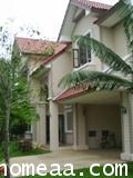 บ้านเดี่ยว 2 ชั้น หมู่บ้านลัดดารมย์ (เพชรเกษม 69) เนื้อที่ 168.20 ตร.วา พร้อมอยู่