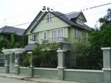 บ้านเดี่ยว 2 ชั้น หมู่บ้านแฮปปี้เพลชพาร์ค ลาดกระบัง เนื้อที่ 120 ตร.วา สภาพพร้อมอยู่