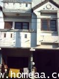ทาวน์เฮ้าส์ 2 ชั้น หมู่บ้านฟ้ารังสิต คลอง4 เนื้อที่ 25 ตร.วา การเดินทางสะดวก