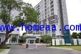 คอนโดมิเนียม The Key ประชาชื่น ตึกA ชั้น2 เนื้อที่  30 ตร.ม. อ.เมือง จ.นนทบุรี พร้อมอยู่