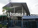 บ้านเดี่ยว 2 ชั้น ซ.เรวดี28 เนื้อที่ 92 ตร.วา ต.ตลาดขวัญ  อ.เมือง จ.นนทบุรี พร้อมอยู่