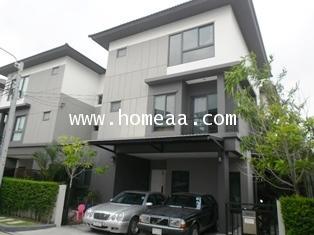 บ้านแฝด 3ชั้น (ริม) ม.บ้านกลางเมือง The edition พระราม9-พัฒนาการ เนื้อที่ 38.70 ตร.วา  (TH1896) 3