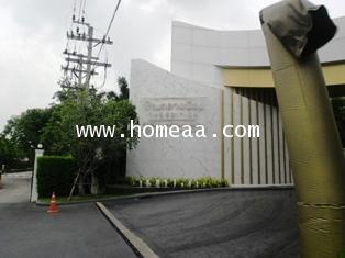 บ้านแฝด 3ชั้น (ริม) ม.บ้านกลางเมือง The edition พระราม9-พัฒนาการ เนื้อที่ 38.70 ตร.วา  (TH1896) 4