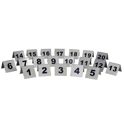 ป้ายตัวเลข 1-20  1617-015