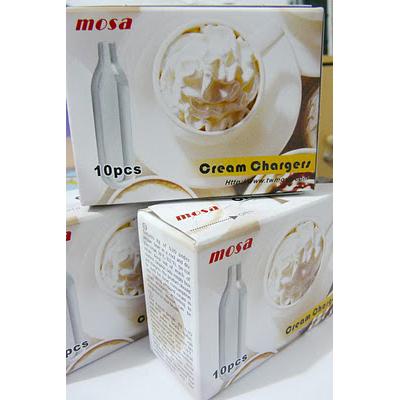 หลอดแก๊ส (Cream Chargers) 1610-022