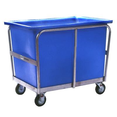 รถเข็นพร้อมถังหล่อขนาดใหญ่ พร้อมถังพลาสติกหล่อ ไม่มีมีมือจับ VB01-039