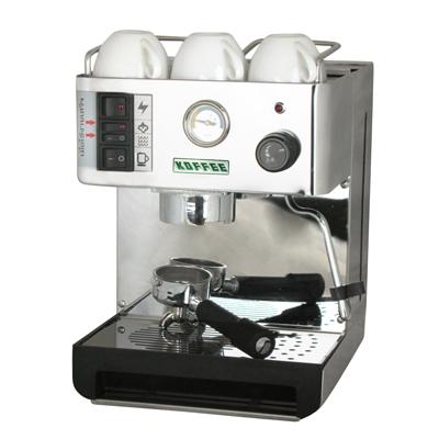 เครื่องชงกาแฟ Koffee ระบบช้อนอัด 1 หัวชง 1614-036