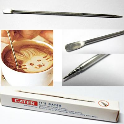 ปากกา ลาเต้ อาร์ต (Latte art pen) แบบหัวแข็ม 13.5 ซม. 1610-207