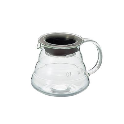 โถแก้วทำกาแฟดริป 360 ml. ชงกาแฟแบบหยดน้ำ 1610-326