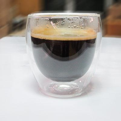 แก้วกาแฟ 2 ชั้น 250 cc. 1610-339