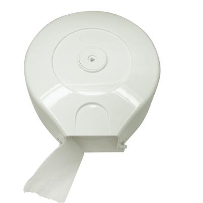 กล่องจ่ายกระดาษทิชชูพลาสติก จัมโบ้โรล 0613-015