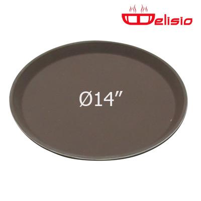 Delisio Round Non-Slip fiberglass Tray ถาดกลม Delisio 14 นิ้ว  1603-059