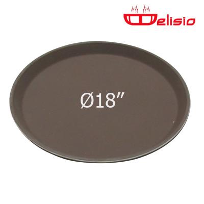 Delisio Round Non-Slip fiberglass Tray ถาดกลม Delisio 18 นิ้ว 1603-061