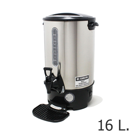 หม้อต้มน้ำร้อนไฟฟ้า 16 ลิตร 1500W. 1614-103