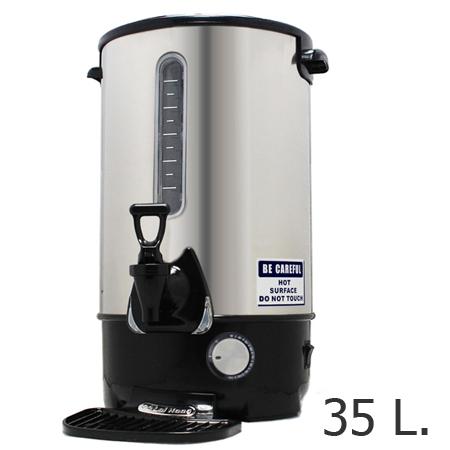 หม้อต้มน้ำร้อนไฟฟ้า 35 ลิตร 2500W. 1614-105