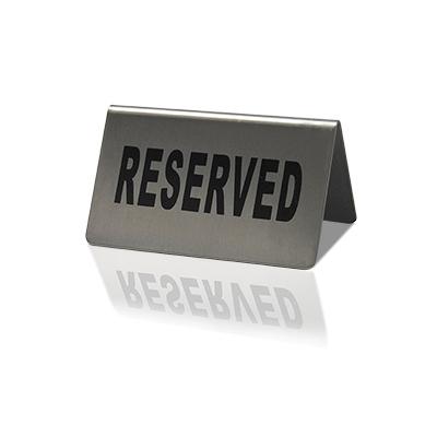 ป้ายจองโต๊ะ Reserved 1617-023