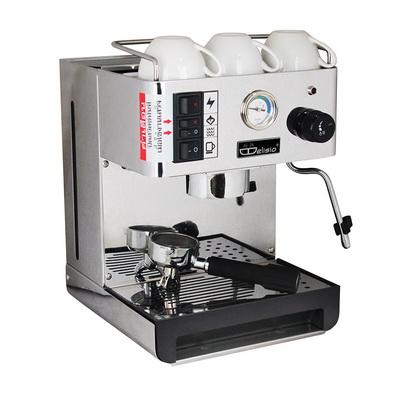 เครื่องชงกาแฟ DELISIO ระบบช้อนอัด 1 หัวชง 1614-036