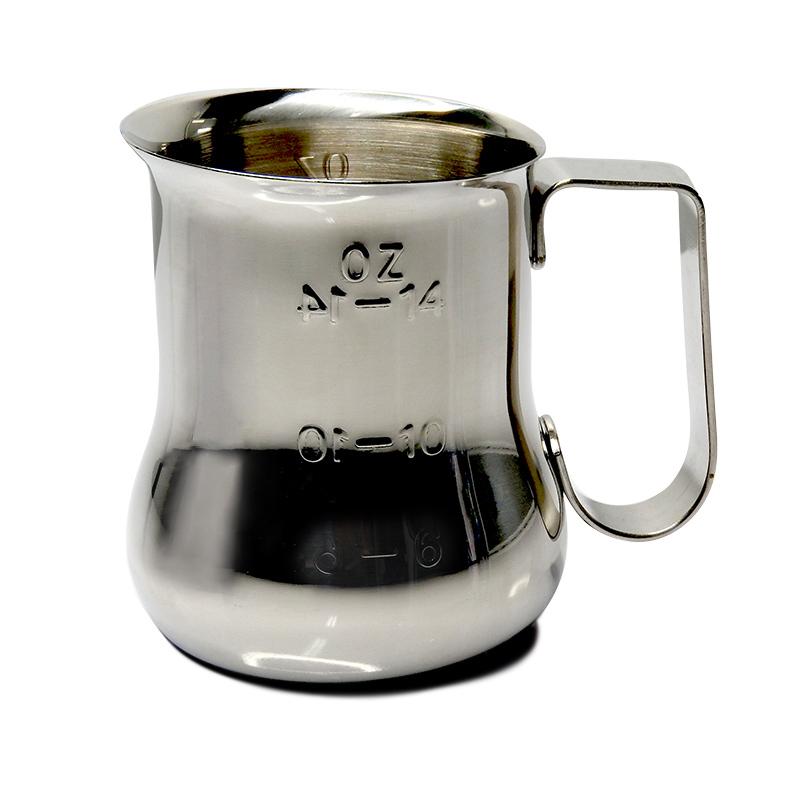 พิชเชอร์สแตนเลสปากอ้า มีสเกล 14 OZ 1610-540
