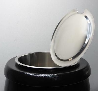 หม้ออุ่นซุป 10 ลิตร สีดำ 400W. 1601-127-C01 2