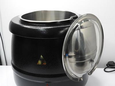 หม้ออุ่นซุป 10 ลิตร สีดำ 400W. 1601-127-C01 3