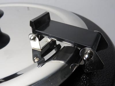 หม้ออุ่นซุป 10 ลิตร สีดำ 400W. 1601-127-C01 4