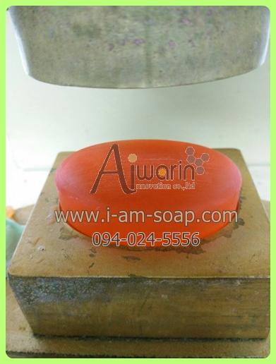 สบู่กลีเซอรีนฮั่นนี่โกลด์ Honey Gold Soap (60 กรัม) 4