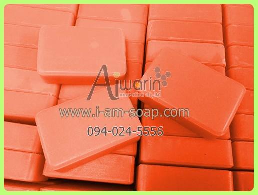 สบู่สาวรส Passion Fruit Gluta Soap (70กรัม) 4